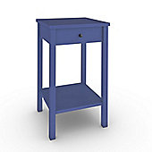 Sugar & Spice Bedside Table - Blue