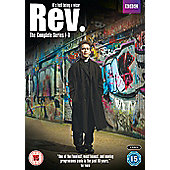 Rev - Series 1-3 DVD Boxset