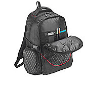 Falcon 16 inch laptop backpack - Cool school rucksack with large main compartment