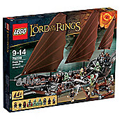 LEGO Lord of The Rings Hobbit Pirate Ship Ambush 79008