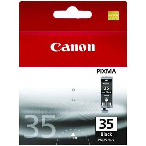 Canon PGI-35 Pigmented Ink Tank Pack of 2 - Black