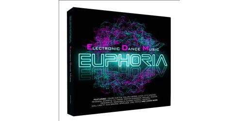 Ministry Of Sound: Euphoria - Electronic Dance Music (3CD)