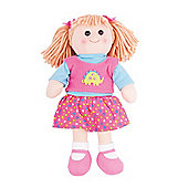 Bigjigs Toys Susie 38cm Doll