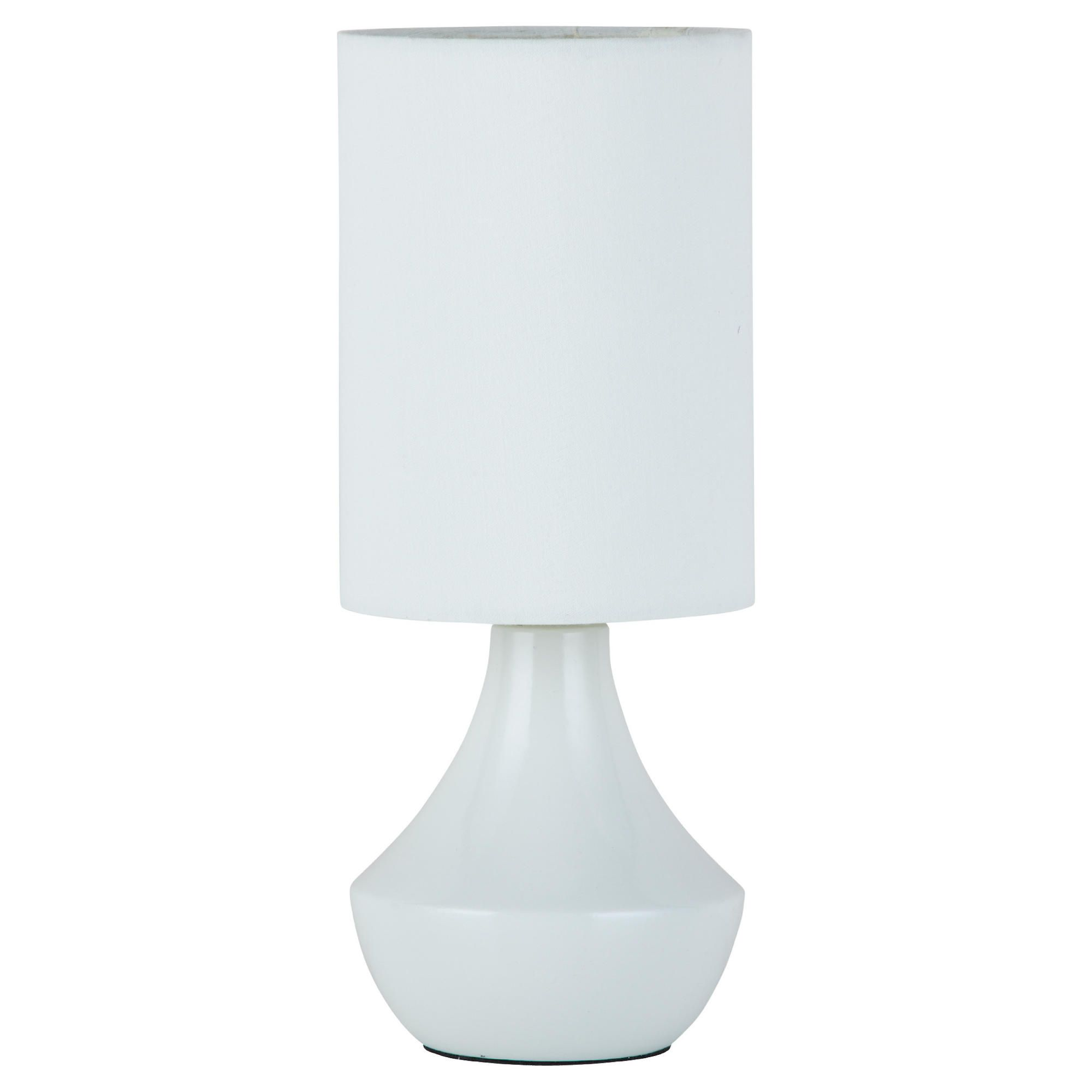 Susannah Ceramic Table Lamp  Cream