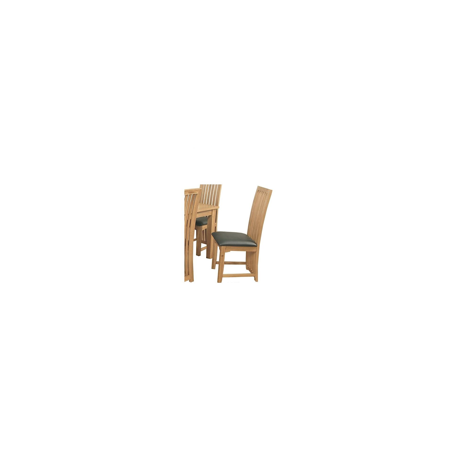 Elements Selby Oak Dining Chair (Set of 2)
