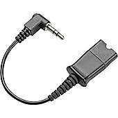 Plantronics 3.5 mm Patch Cable for H-Series Headset