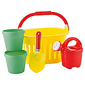 Kids Garden Caddy With Tools