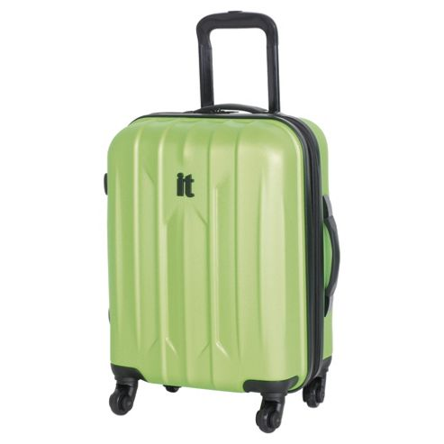 buy it luggage ultra strong 4 wheel hard shell suitcase. Black Bedroom Furniture Sets. Home Design Ideas