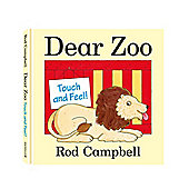 ELC Dear Zoo Touch and Feel Book