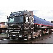 Italeri Mercedes Benz Actros 1851 Blacklin 3884 1:24 Model Kit Trucks