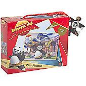 Kung Fu Panda Puzzle - 45 Pieces