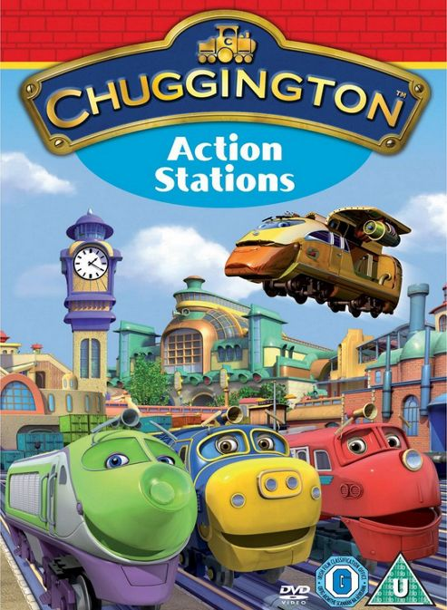 Chuggington Action Stations