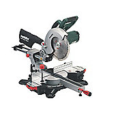 Metabo KGS-216MN 216mm Sliding Mitre Saw 1500 Watt 110 Volt