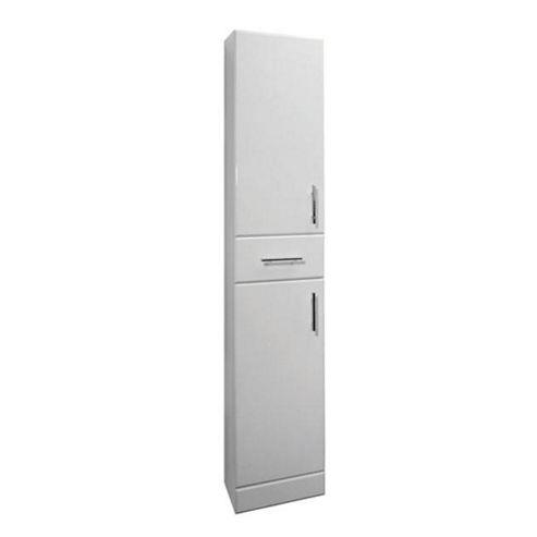 Buy Premier Tallboy High Gloss White 350mm Wide X 300mm