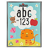 ELC ABC & 123 Colouring Book