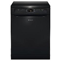 Hotpoint Dishwasher, FDFEX11011K, Black