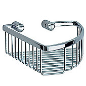 Smedbo Loft Soap Basket - Polished Chrome