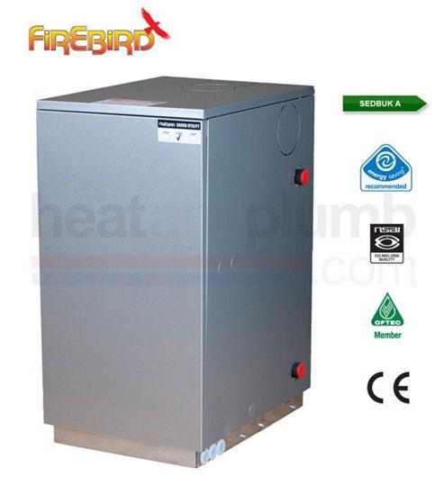 Firebird Silver Condensing Utility Oil Boiler 35kW