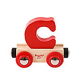 Bigjigs Rail BR103 Name Letter C (Colours Vary)