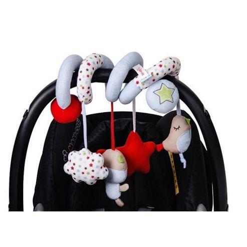 Red Kite Spiraloo Twisty Toy (Bertie Bear)