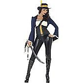 Penelope Pirate Costume Small
