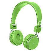 Manhattan Over Ear Headphones With Mic