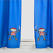 Pirate Island Curtains, 72s