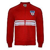 Sunderland 1982 Track Jacket - Red