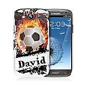Personalised Football Samsung S3 Case