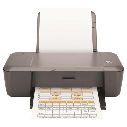 Hewlett-Packard Deskjet 1000 Printer