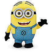 Despicable Me 2 - Talking Minion Dave Soft Toy