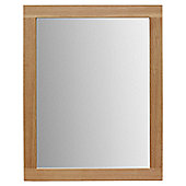Ametis Sherwood Oak Wall Mirror
