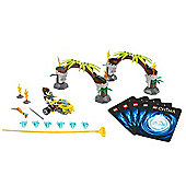 LEGO Legends of Chima Speedorz Jungle Gates 70104