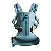 BabyBjorn Baby Carrier One Outdoors (Turquoise)