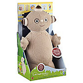 In The Night Garden Makka Pakka Large Talking Soft Toy