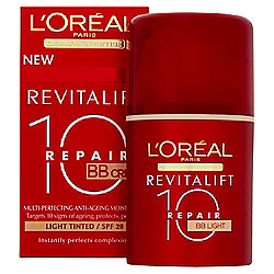 L'Oréal Revitalift Repair10 BB Cream Light 50ml