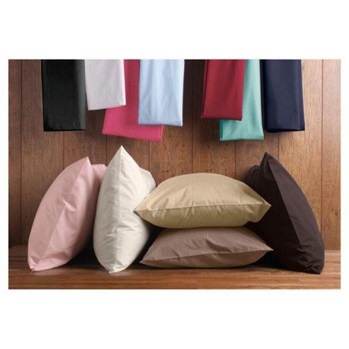 Tesco Twinpack Housewife Pillowcases Cream