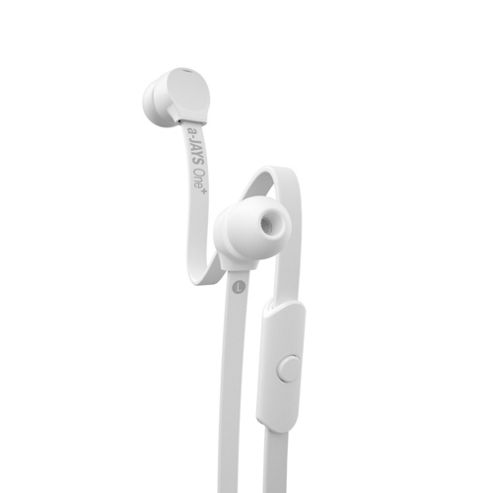 Jays a-JAYS One Plus Earphones White