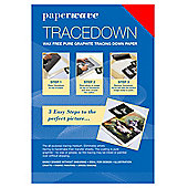 Tracedown Red A3 - 1 Pk