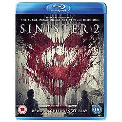 Sinister 2 Blu ray