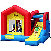 Climb and Slide Bouncy Castle House