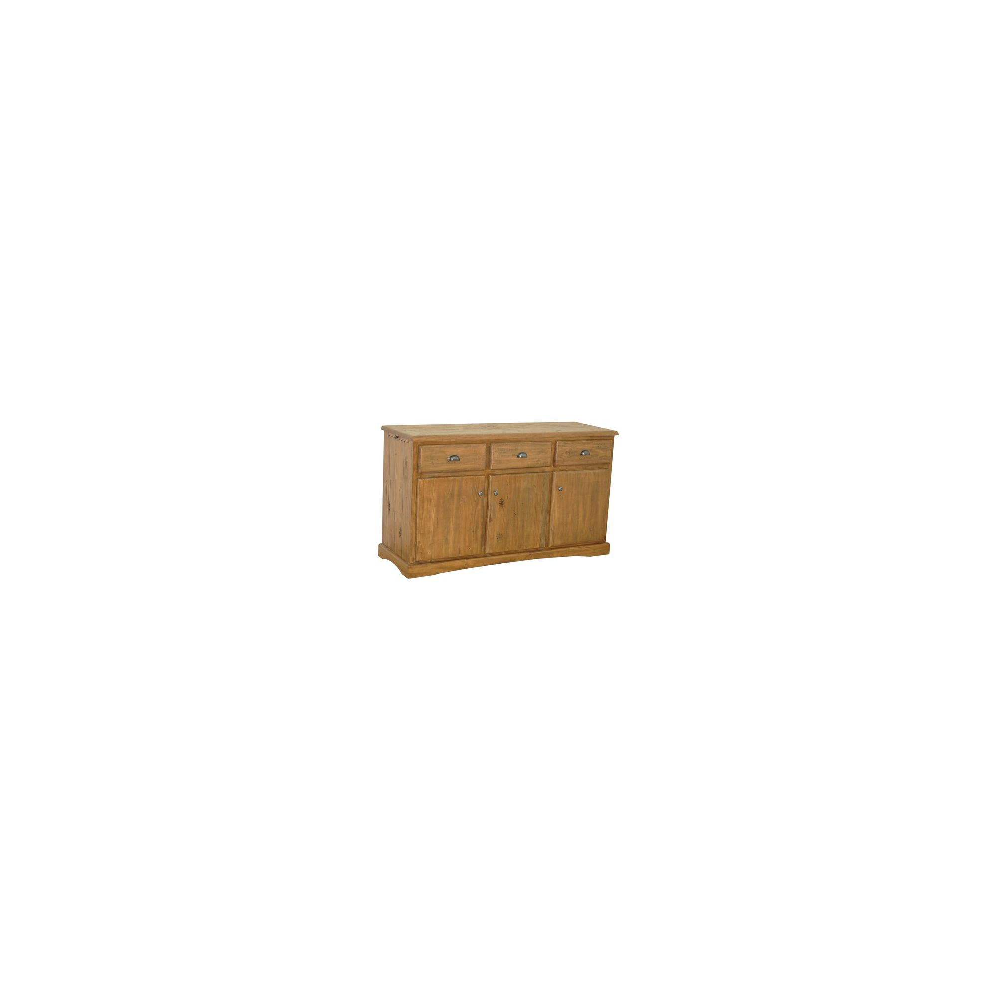 Wilkinson Furniture Brentford Three Drawer Sideboard - Small at Tescos Direct