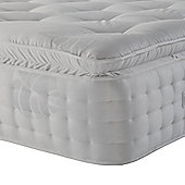 Relyon Super King Mattress, Natural Cashmere