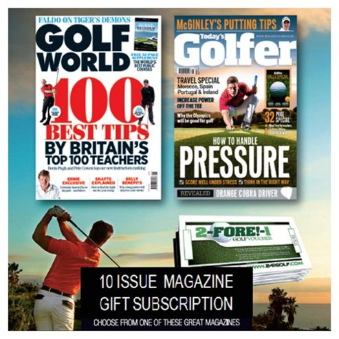You Chooseinch Golf Subscription Gift Pack