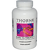 Thorne Research Basic Nutrients V With Cu W/O Fe 180 Veg Capsules