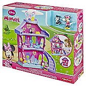 Fisher-Price Disney Minnie Polka Dot House