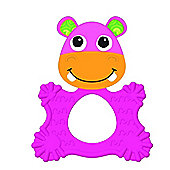 Lamaze Teethimals Baby Teether - Lulu The Hippo