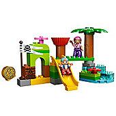 Lego Duplo Never Land Hideout - 10513