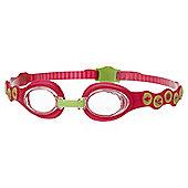 Sea Squad Tots Pink Green Goggles