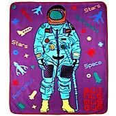 Science Museum Astronaut Fleece Blanket